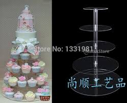 5 tier cake stand 2015 fashion delicate and transparent acrylic cake stand 5 tier