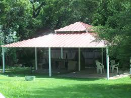 all steel custom pavilion west san antonio
