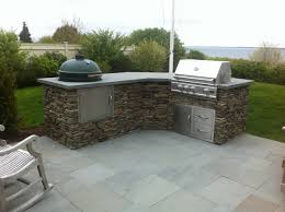 Outdoor Kitchen Cabinets Kits by Outdoor Kitchen Plans Big Green Egg Outdoor Metal Kitchen Cabinet