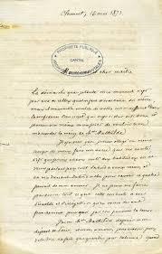 lettre pour mariage site web des archives départementales du cantal musardises
