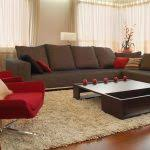 living room ideas red living room chair stunning red sectional