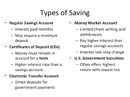 13 answers what is the difference between a savings account and
