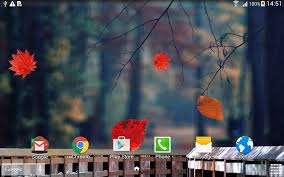 halloween wallpapers for phone autumn forest live wallpaper android apps on google play
