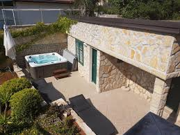 hvar property vrboska house with pool mooring and boat included