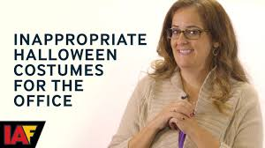 batman is not a workplace appropriate halloween costume youtube