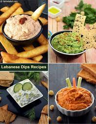 dips cuisine lebanese dips recipes lebanese middle eastern dip recipes