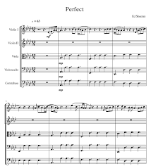 ed sheeran perfect text hey guys this week i arranged perfect by ed titles aren t my forte