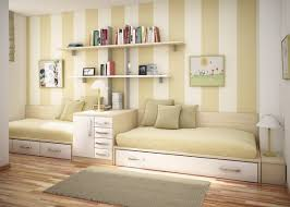 Fascinating  Modern Apartment Decorating Decorating Design Of - Bedroom designs for college students