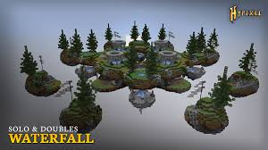 Bed Wars Tool List Of Bed Wars Maps Hypixel Minecraft Server And Maps