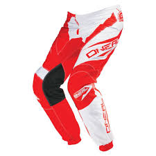 oneal motocross gear oneal new 2016 mx gear element red white bmx mtb motocross