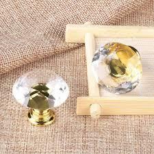 kitchen cabinet door knob screws shape glass 30mm kitchen cabinet door drawer knob with screws 20pcs door handle gold black