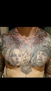 only god can judge me jesus chest ideas