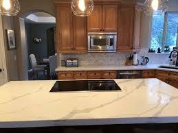 what color quartz with white cabinets new white quartz countertops backsplash help with cabinet