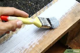what is the best way to paint wood kitchen cabinets how to paint wood with pictures wikihow