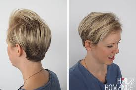 a quick and easy hairstyle i can fo myself 3 quick and easy ways to style short hair hair romance