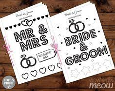 print free coloring pages kids wedding
