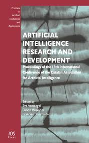 frontiers in artificial intelligence and applications faia