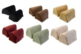 Sofa Slipcovers Target by Furniture Protecting Furniture From Kids With Sofa Arm Covers