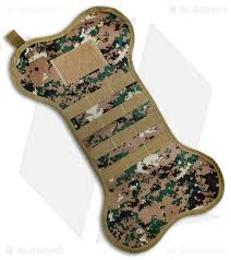 camo christmas k9 dogbone tactical christmas green digi camo blade hq