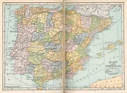 Map Of Spain And Portugal by Nationmaster Maps Of Portugal 18 In Total