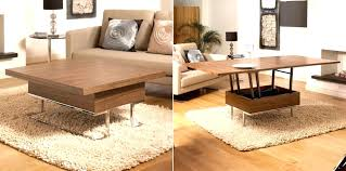 coffee table a coffee table you can transform into dining tiny