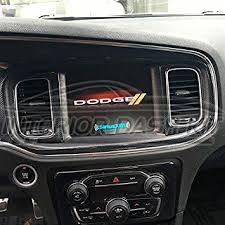 dodge charger dash kit amazon com dodge charger interior carbon fiber dash trim kit set