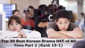 best drama top 30 best korean drama ost songs of all time part 2 rank 15 1