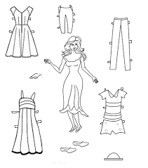 articles barbie coloring pages doll palace tag doll coloring