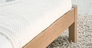 Platform Wood Bed Frame Platform Bed No Headboard Get Laid Beds
