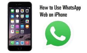 Whatsapp Web To Use Whatsapp Web With Iphone
