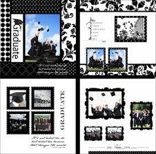 graduation photo album 8 mini album templates free psd eps ai format