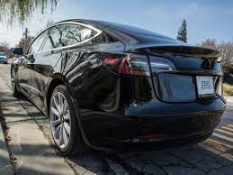 tesla model 3 review we rented one from a brand new owner it