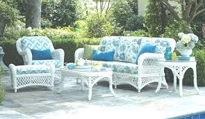 White Patio Dining Set by Dining Room Great White Resin Wicker Patio Set Target Decor For