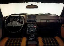 porsche 924 interior auto brochures