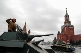 Russia International Liberty by Russian Military