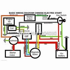 loncin engine wiring diagram starting system wiring diagram