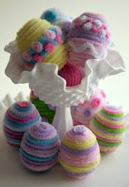 fuzzy easter pajama crafters fuzzy easter eggs made with pipe cleaners