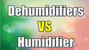 humidifier vs dehumidifiers difference between humidifier and