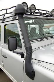 land rover snorkel mantec raised air intake plastic type 300tdi td5 and puma