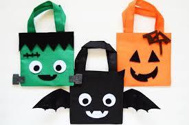 trick or treat bags 8 diy trick or treat bags