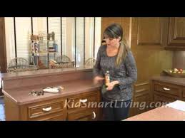 restore cabinet finish home depot 5 fixes easily update worn scratched kitchen cabinets youtube