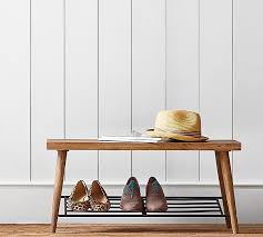 entryway rack lucy shoe rack pottery barn