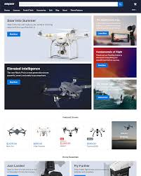 industrial theme empire ecommerce website template