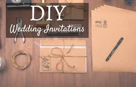Making Your Own Wedding Invitations How To Make Your Own Wedding Invitations Part 1 Pretty Potato