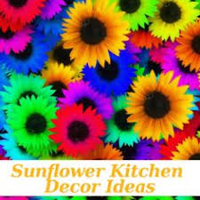 sunflower kitchen decorating ideas sunflower kitchen stuff sunflower decorative items for kitchen