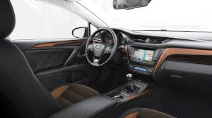 lexus harrier 2015 interior 2016 toyota avensis diesel review and specifications otomain
