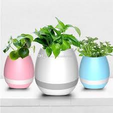 Buy Vases Online Music Green Plant Smart Wireless Bluetooth Speaker Music