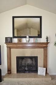 jake u0026 kelsey fireplace remodel