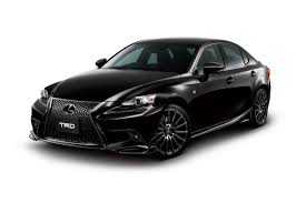 white lexus is 250 2014 trd tries to make the 2014 lexus is f sport look even sharper
