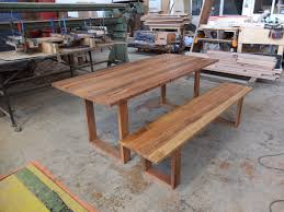 bench order recent recycled timber tables made to order tim t design